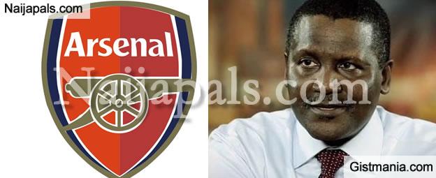 VIDEO: I Still Have Plans To Buy Arsenal – Aliko Dangote