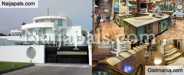 Dangote Wants To Sell His Mansion In Abuja For $30M - Checkout The Photos