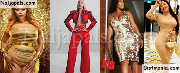 'Tonto Dikeh Housed Me In Lagos For Two Years Without Collecting A Dime From Me' - Daniella Okeke