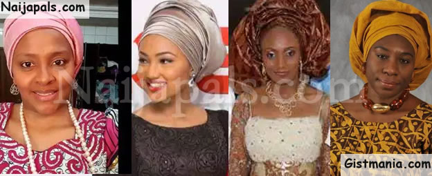 PHOTOS: Check Out 5 Most Popular Daughters of Nigerian Presidents