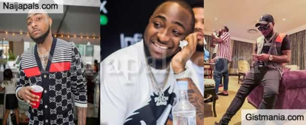 Checkout Singer, Davido's Epic Reply To Fan Who Mocked His Voice