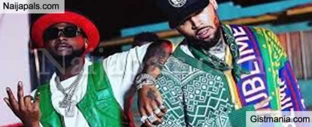 Davido Reveals That Chris Brown Wants To Be Part Of His Grooms Men For #Assurance2020 Wedding