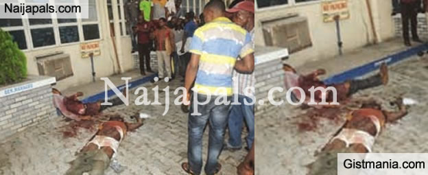 Graphic Photos: Armed Robbers Terrorizing Osun Residents Killed By Police