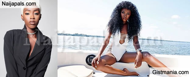 Deaf But Shining! Story Of Deaf Model, Ayanna Michelle Will Inspire You