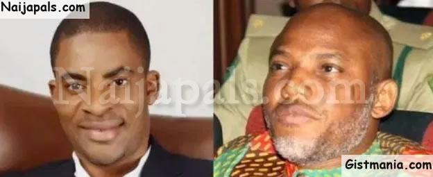"""Nnamdi Kani Is Senseless For Ordering IPOB To Attack Buhari In Japan"" – Deji Adeyanju"