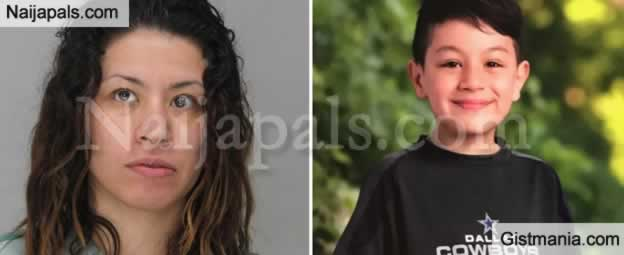 Devilish Mother Kills Her 8-Year-Old Son After 'Demons' Instructed Her To Sacrifice Him