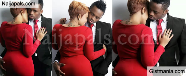 Tanzanian Star, Diamond Platinumz Stun In New Photos With Babymama, Zari Hassan