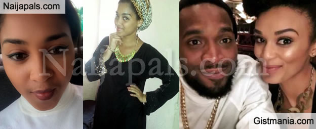 BREAKING! Dbanj and His Wife, Didi Kilgrow Expecting First Baby Together In The USA