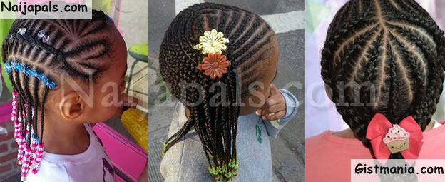 PHOTOS: Check Out 18 Amazing Ways You Can Style Your Baby Girl's Hair