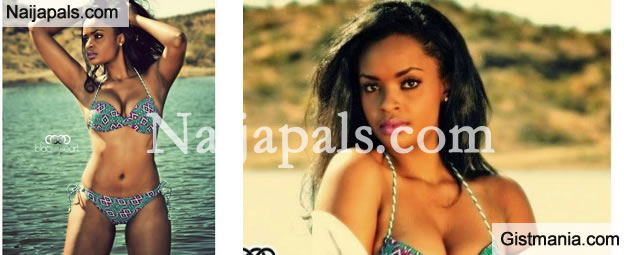 Dillish Matthews of BBA Flaunts Her Sexy Body in Sexy Bikini Photo Shoot