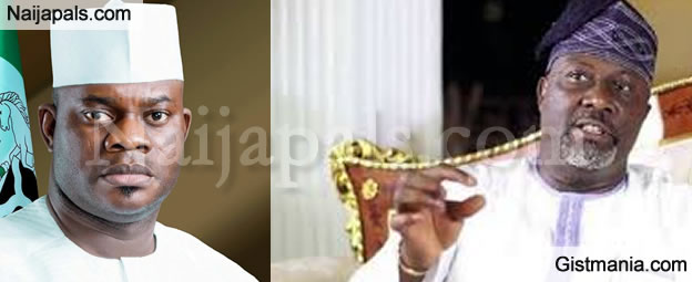 Dino Melaye Releases New Song Mocking Gov. Yahaya Bello of Kogi State (Video)