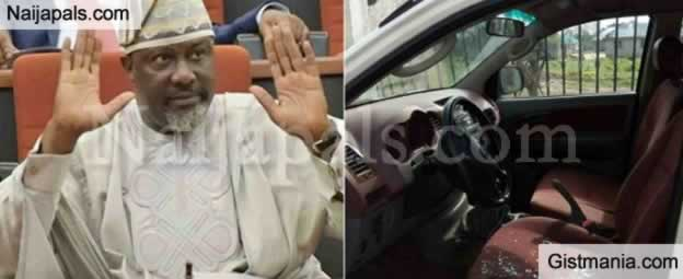 I'm Lucky to be Alive, Dino Melaye Wrote as He Survives Another Assassination Attempt