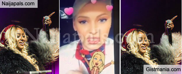 DJ Cuppy Reacts To Viral Video Of British Airway Hostess Who Mocks Nigerians While On Flight