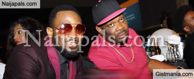 I Was Already Working On Something With Don Jazzy Before 2 Face Pleaded - D'banj