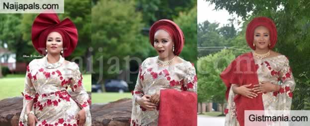 Nollywood Actress, Doris Simeon Celebrates Her Birthday With Gorgeous Photos