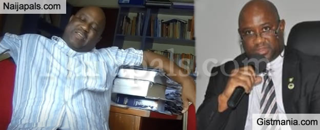 #Sex4Grades: BBC Set Me Up, Sex For Marks Video is Fake - Prof. Igbeneghu Cries Out
