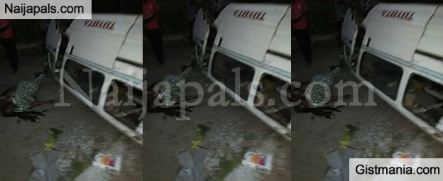 Driver Lost His Life After Being Shot By A Policeman For Refusing To Bribe Him In Ekiti (Photos)