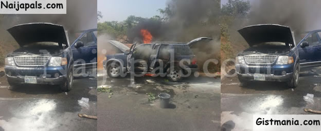 Carpenter Set Neighbour's Car Ablaze After Failed Sexual Advances From Wife