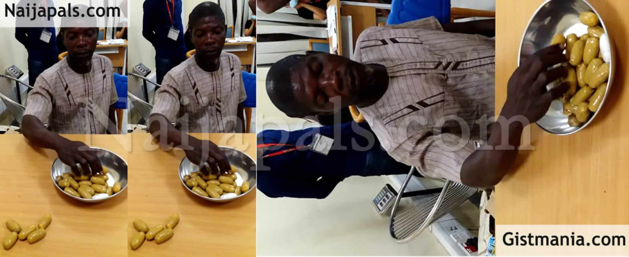 JUST IN! South African Police Arrest Three Nigerian Drug Barons Who Tried To Bribe Them -Photos