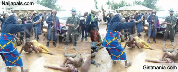 Akwa Ibom Women: Why We'll Protest N*ked to Summon Wrath of the gods Against FG