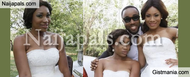Nollywood Actress Ebube Nwagbo Gets Married In New Video [Photos]