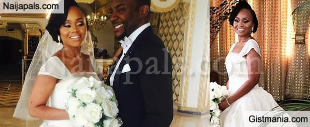 #OBI2016: First Photos From Ebuka and Billionaires Daughter, Cynthia Obianodo's Wedding