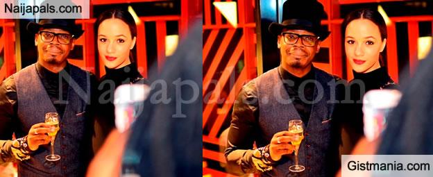 TV Girl, Eku Edewor Pregnant for Sunny Odogwu ?