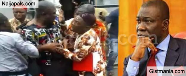 Rotimi Amaechi Has a Hand in The Attack On Ike Ekweremadu in Germany - IPOB Dig Out Video