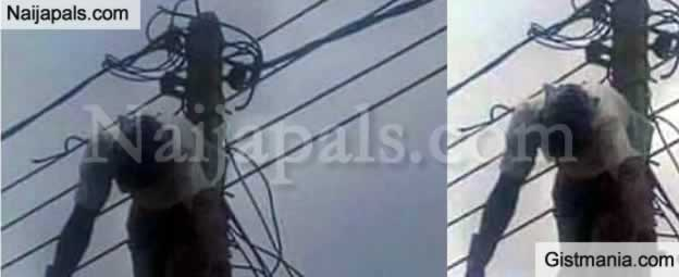 Electrician Lost His Life Trying To Do Illegal Connection In Port Harcourt