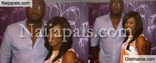 MADNESS! Ex-Miss Nigeria UK, Elohor Aisien Splits From Her Husband While Still Pregnant For Him