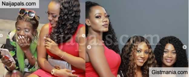 Photos From The Star-Studded Birthday Bash Of Basketmouth's Wife, Elsie Opkocha