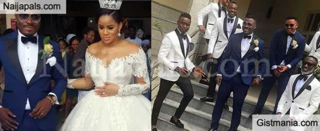 Less Than A Year After Marriage, Footballer Emmanuel Emenike & Wife, Iheoma Nnadi Unfollow Each Other