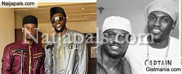 You Don't Owe Anyone - Peter Okoye Fires At Adebayor's Family Over Unreasonable Demands