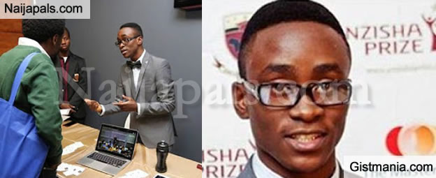 Young Nigerian Entrepreneur Turned Down Bill Gates To Start Slatecube & It's Changing Lives