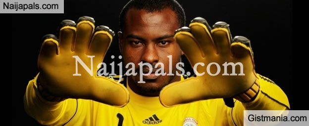 "SHOCKER"" Sunday Oliseh Insulted My Dead Mother Before Stripping Me Of My Captaincy - Enyeama"