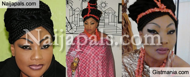 """My Wealthy Father Abandoned I And My Sisters Because We Are Female""-Eucharia Anunobi"