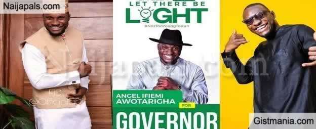 Ex-BBNaija Contestant, Angel,Joins The Governorship Race In Bayelsa