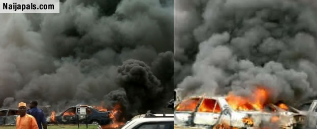 SHOCKING: Bomb Explosion At Catholic Church Kills 5 In Kano Today