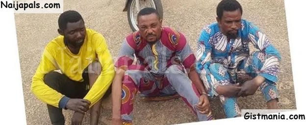 Fake Pastor, Tajudeen Akintunde & Gang Hypnotize Boy, Safari Taiwo Sent On Errand