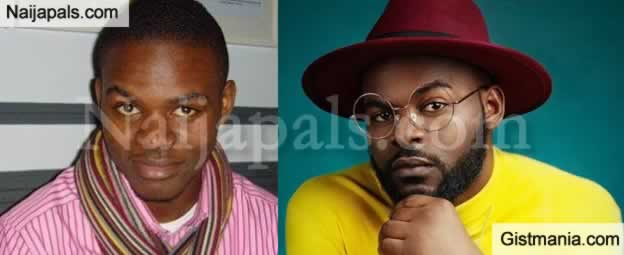 Then & Now - Throwback Picture Of Singer Falz