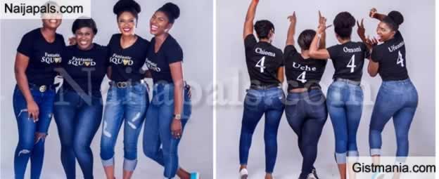 How Chioma Akpotha Avoided Ex Best Friend, Ufuoma Mcdermott At Belinda Effahs Movie Premiere