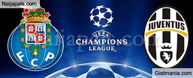 FC Porto Vs Juventus - 22/02/2017