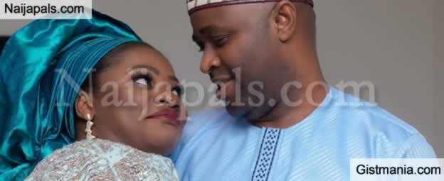 """""""My All In All""""- Actor, Femi Adebayo Gushes Over His Wife As She Clocks A New Age Today"""