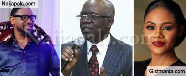 Femi Falana (SAN) Drops Bombshell, Says He is Not Busola Dakolo's Lawyer Against Fatoyinbo