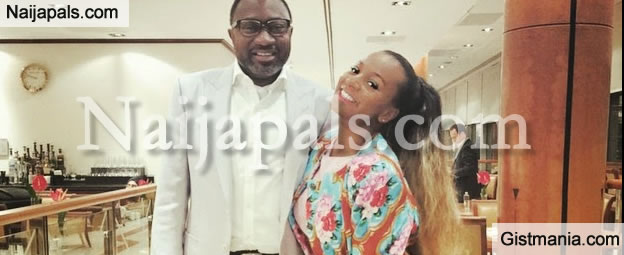 Femi Otedola's fairytale dinner for daughter's birthday and graduation [Photos]
