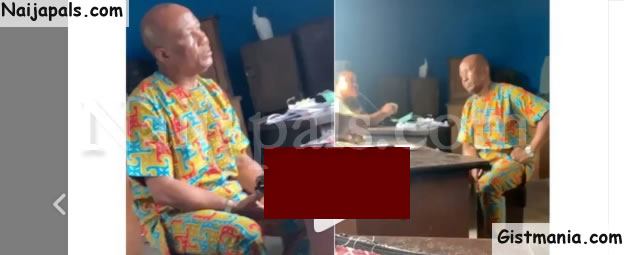 Man, Fidelis Arrested For Luring His Neighbor's Househelp And Selling Her Off To His Sister In Lagos