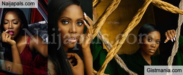 Tiwa Savage Threatens To Expose Big Companies Owing Her Millions Of Naira