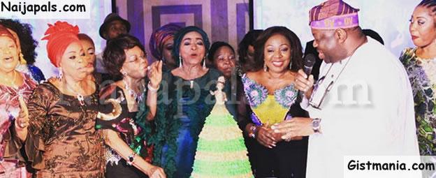 Photos From Senator Florence Ita Giwa's 70 Years Old Birthday