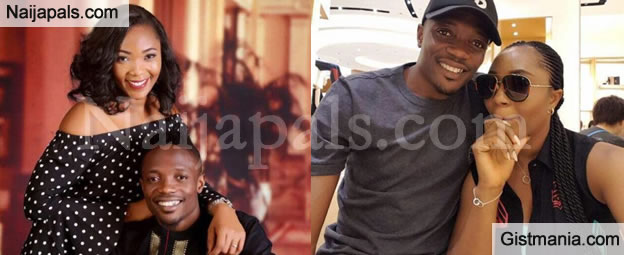 Love In The Air! Footballer, Ahmed Musa Set To Marry Side Chick - Check Out Their Pre Wedding Photos