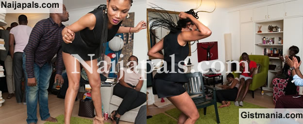 Photos From Auntie Funmi Iyanda's 43 Birthday Party In London